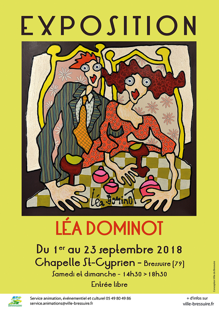 Affiche_expo-lea_dominot_bressuire